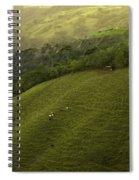 Costa Rica Pasture Spiral Notebook