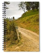 Costa Rica Path Spiral Notebook