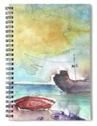 Costa Teguise 01 Spiral Notebook