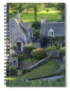 Cotswold Cottages Spiral Notebook