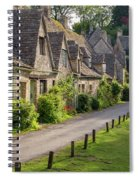 Cotswolds Homes Spiral Notebook