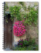 Cotswolds Milk Delivery Spiral Notebook