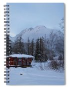 Cottage Bar  Spiral Notebook
