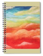 Cotton Candy Dreams Spiral Notebook