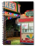 Cotton Candy Spiral Notebook