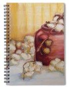 Cotton Plant Spiral Notebook