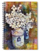 Cotton Stalks Spiral Notebook