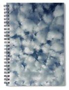Cotton Wool Spiral Notebook