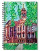 Cottonwood County Courthouse  Spiral Notebook
