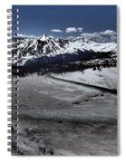 Cottonwood Pass Spiral Notebook
