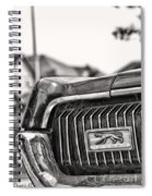 Cougar 1 Spiral Notebook