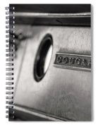 Cougar Spiral Notebook