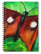 Count Dracufly Spiral Notebook