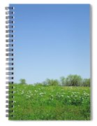 Country Beauty Spiral Notebook