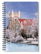 Country Club Christian Church Spiral Notebook