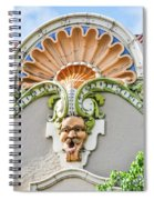 Country Club Plaza Spiral Notebook