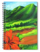 Country Comfort Spiral Notebook