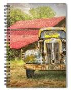 Country Cousins In The Smoky Mountains Spiral Notebook