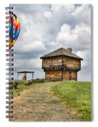 Country Cruising  Spiral Notebook
