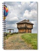 Country Cruising  Spiral Notebook