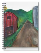 Country Day Spiral Notebook