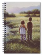 Country Kids Spiral Notebook