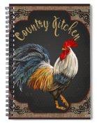 Country Kitchen-jp3764 Spiral Notebook