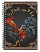 Country Kitchen-jp3767 Spiral Notebook