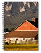 Country Living Boulder County Spiral Notebook