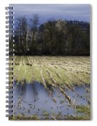 Country Living Eh Spiral Notebook