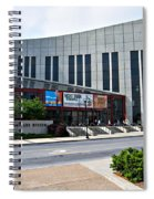 Country Music Hall Of Fame Nashville Spiral Notebook