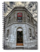 Country Pub Spiral Notebook