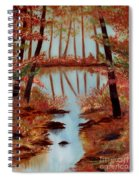Country Reflections Spiral Notebook