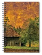 Country Road - Take Me Home Spiral Notebook