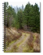 Country Road Take Me Home Spiral Notebook