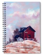 Country Sentinel Spiral Notebook