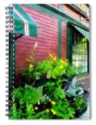 Country Store Spiral Notebook