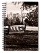 Country Swing Spiral Notebook