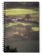 Countryside Dreaming Spiral Notebook