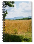 Countryside Of Italy 2 Spiral Notebook