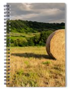 Countryside Of Italy 3 Spiral Notebook