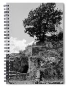 Countryside Of Italy Bnw 2 Spiral Notebook