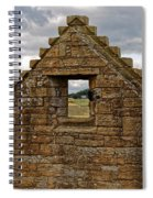 Countryside View Spiral Notebook