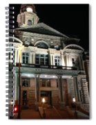 County Court House Spiral Notebook