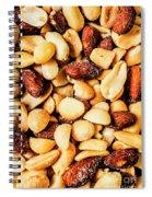 County Kitchen Texture Spiral Notebook