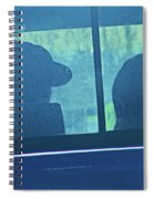 Couple In The Truck Spiral Notebook