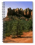Court House Butte Spiral Notebook