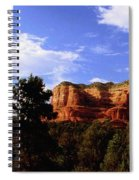 Courthous Butte Spiral Notebook