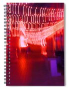 Courtside Lounge 2 Spiral Notebook