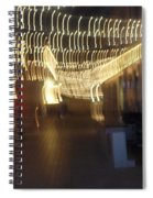 Courtside Lounge Spiral Notebook